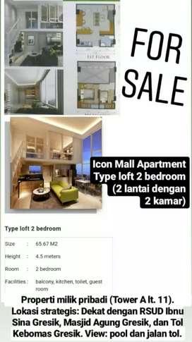 Apartmen murah Loft di kota Gresik