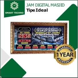 Solusi Jam Masjid Free Desain Digital Masjid Kota Bima