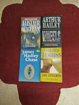 50 Chase,Haily and MacLean Novels