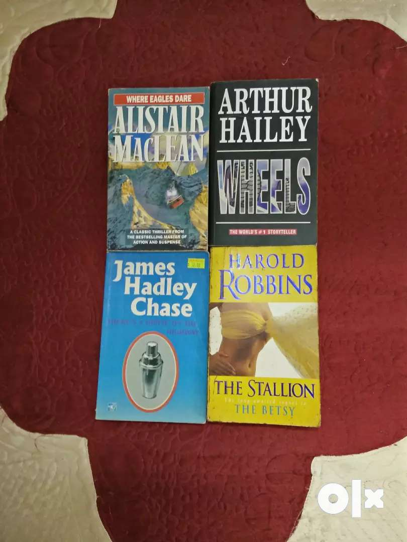 50 Chase,Haily and MacLean Novels 0
