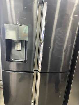 871 side by side samsung factory second sale with warranty