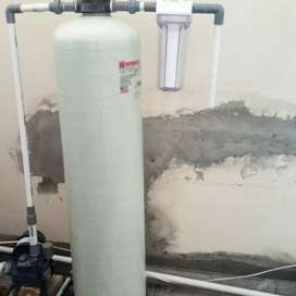 Filter penyaring air buat kesehatan air zat besi keruh kuning bau