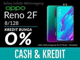 OPPO RENO 2F 8/128 Bisa Kredit Tanpa Bunga
