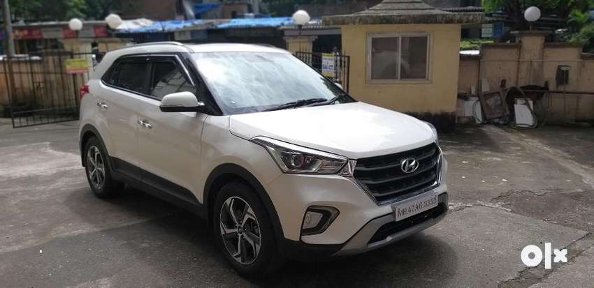 Hyundai Creta 1.6 SX Plus Auto, 2018, Petrol 0