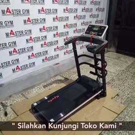 Alat Fitness Treadmill Electrik MG/921 - Kunjungi Toko Kami