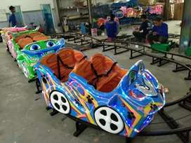 Mini coaster odong odong doble jok kereta mini free desain UK