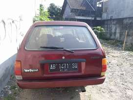 Mazda vandtren 1994