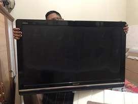 TV SHARP AQUOS LCD 40inch Model LC-40L500M