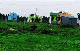 Lowest bugjet plot for sale !only 4lakhs Redhill near!