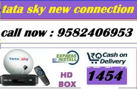 TATA SKY NEW COONECTION