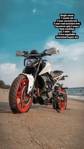 Bs6 Duke200