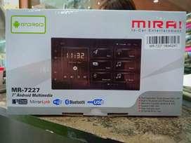 Tv Android 7 Inci Ram 2gb Youtobe.Internet.Gps Bisa Di Kreditkan