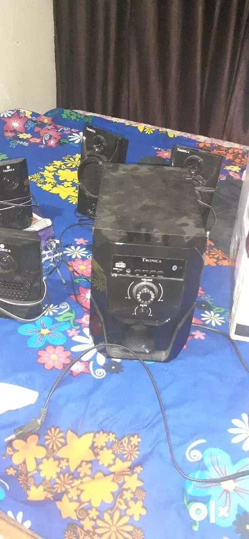 Speaker tronica 5.1 0