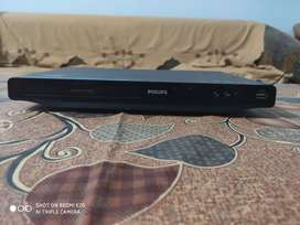 Philips IN-DVP3608/94 DVD Player in very good condition.