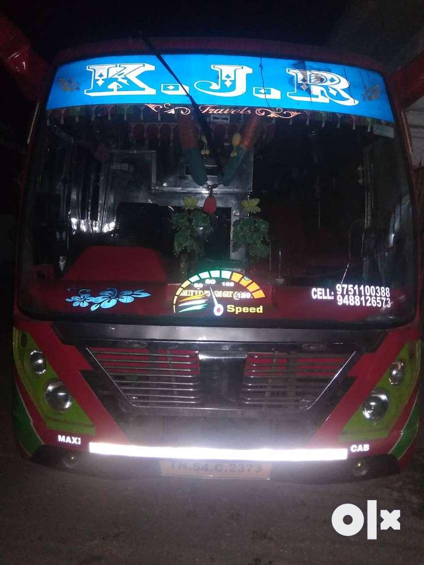 Tata407 video coach 0