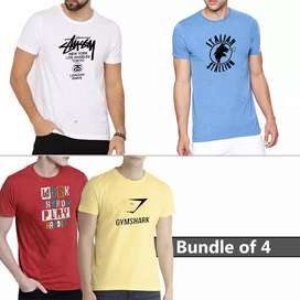 Plain and printed Tshirts/Polo for men and women,
