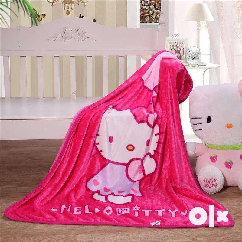 Doremone n hellow kitty new Babby blanket wholsale rate 0
