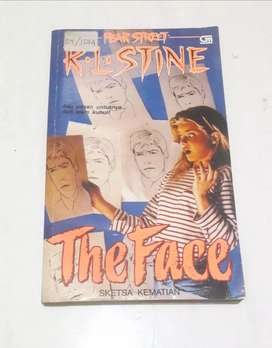 Buku novel legendaris karya R.L STINE