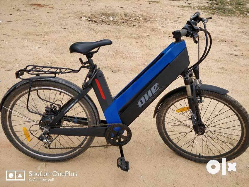 Tronx One e-Bike, Just an year old in Phenomenal Condition 0