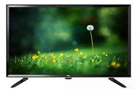 "New month sale 24"" full HD new brand led TV"