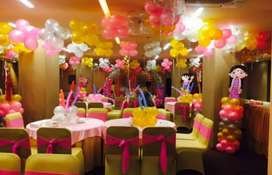 Birthday Party decoration.