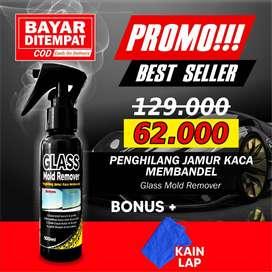 BLC GLASS MOLD REMOVER! Penghilang JAMURAN pd KACA & PEMBERSIH KACA!