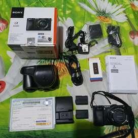 Kamera Sony Alpha A6000 Kit Lensa 16-50mm
