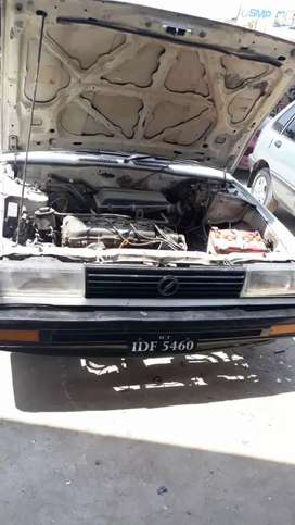 Nissan 1987 in Good condition price 300000