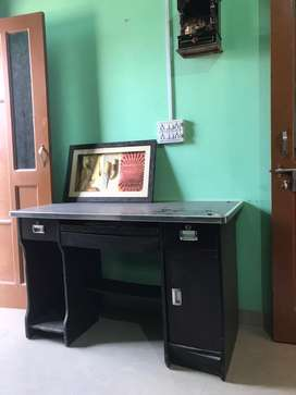 1500 only Wooden Table You Can also use for Computer table