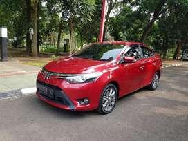 Toyota all new vios g matic 2014 dp 14jt angsuran 3,6an