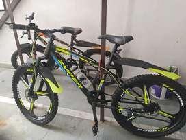 Custom made cycles