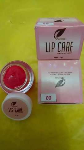 Pelembab Bibir Berbahan Alami Lipcare SR12