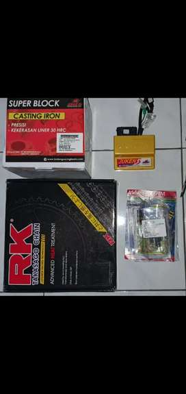Tensioner R15 v2 dan noken as BRT Yamaha MX Vixion MX King R15 Xabre