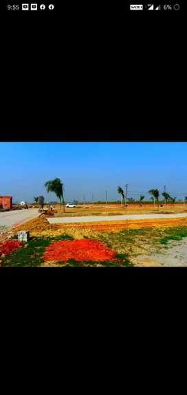 Near Shubharti University 40 ft main road