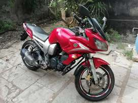 Yamaha Fazer 2010 with good condition