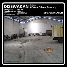 Gudang Bagus Kawasan Industri Candi Gatot Subroto Semarang Ngaliyan