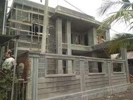 Rumah pribadi 200/450 Fajar Harapan Batoh