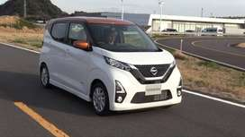 get Nissan dayz car on easy monthly installment