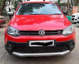Volkswagen Cross Polo MPI, 2015, Petrol