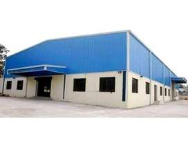 20000sqft To 1LAC sqft Warehouse\Open Land