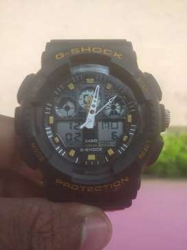 G shock watch (100% perfect)