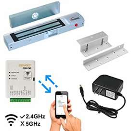 WiFi Electric Door Access Control Security System