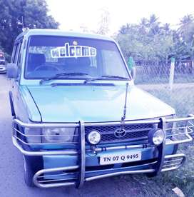 Toyota Qualis GS C4, 2001, Diesel