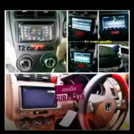 Obral 2din DVD for Avanza/Xenia Android link LED 7inc+Camera hd