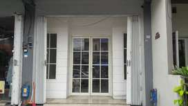 1 Set Pintu Alumunium dan Jendela Alumunium EX Ruko Mewah dan Murah