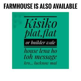 Plot,flat and farmhouse for sale