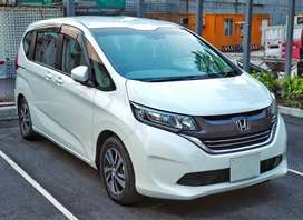 HONDA FREED Khareedein Sirf 20% down payment pay.