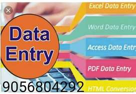 Mega opening for back office data entry for MNC company apply now..