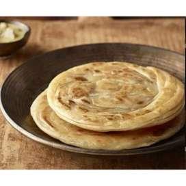 Readymade parotta, chapatti, idiyapam