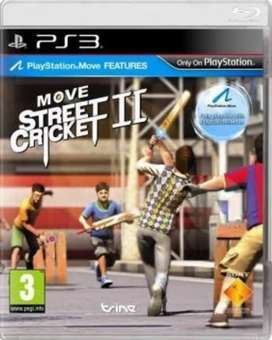 Street Cricket 2 for ps3